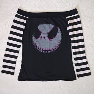 Jack Skellington Long Sleeve
